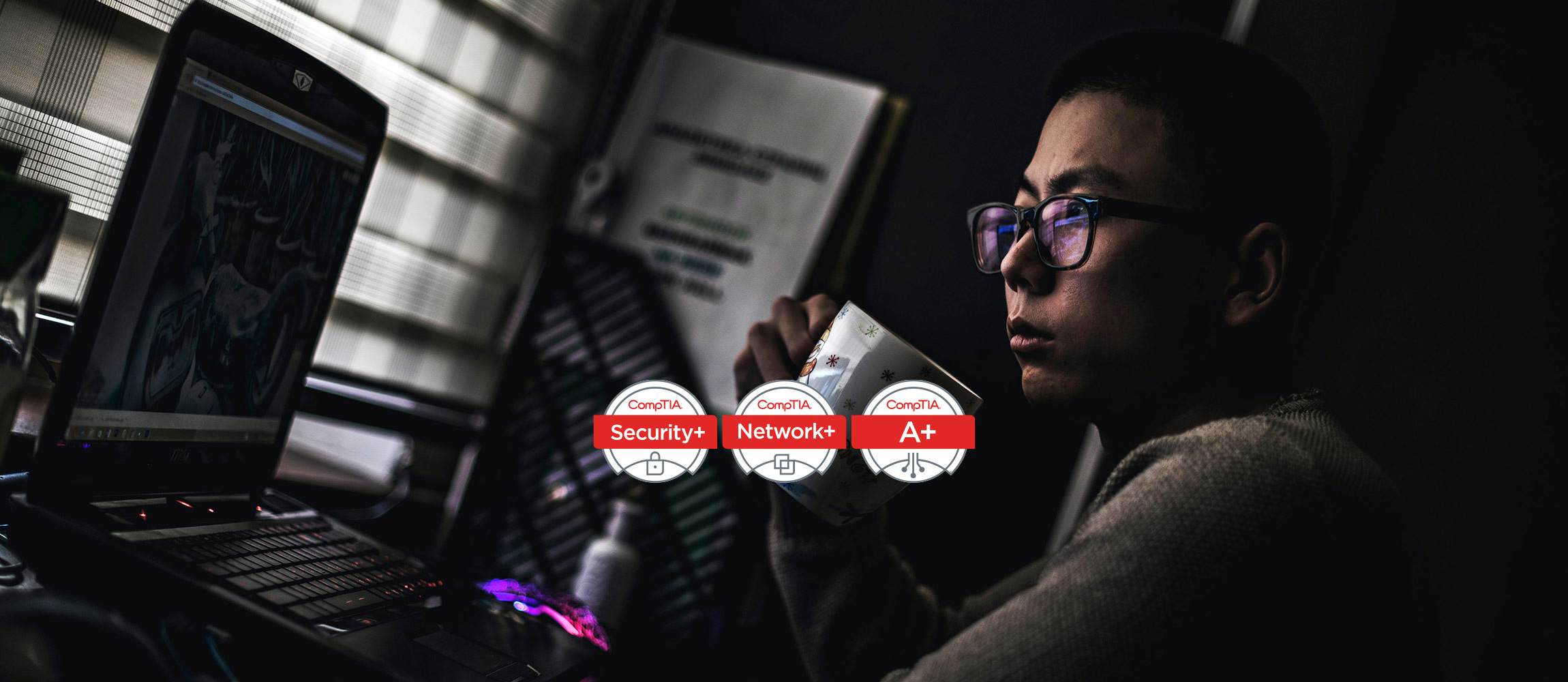 Develop the Skills to Succeed with CompTIA Certification Training!